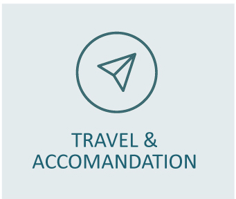 Travel and Accommodation